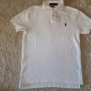 Ralph Lauren Polo Shirt Custom Slim Fit size S